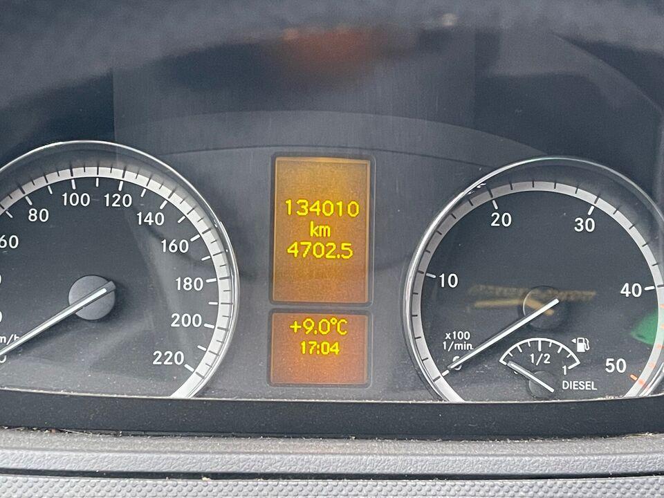 Mercedes, Vito 113, 2,2 CDi Standard aut. L