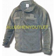 US Military Army Gen 3 ACU Foliage Green Polartec Fleece Jacket XS THRU 2XL VGC