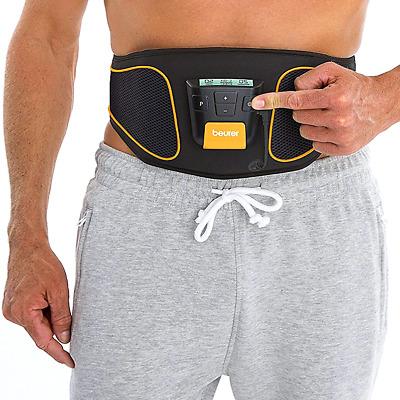 EMS Bauch-Training Stärkung der zentralen Beurer EM 37 Bauchmuskel-Gürtel