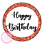 Happy-Birthday-Party-Glitter-Style-Sweet-Cone-Birthday-Cake-Box-Gift-Seal-Hamper thumbnail 3