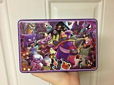 Pokemon Center Halloween We Are TEAM TRICK B6 Size Spiral Notebook Pikachu