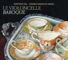 Le Violoncelle Baroque (CD, Nov-2011, 4 Discs, Na‹ve)