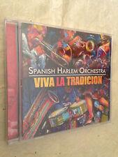 SPANISH HARLEM ORCHESTRA CD VIVA LA TRADICION 0888072322639 2010 JAZZ