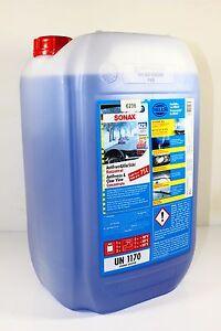 sonax antifrost klarsicht 25 liter konzentrat