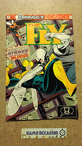 THE-FLY-2-1991-IMPACT-COMIC-US