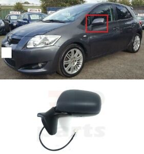 FOR-TOYOTA-AURIS-2007-2010-NEW-WING-MIRROR-ELECTRIC-HEATED-PRIMED-LEFT-N-S-LHD