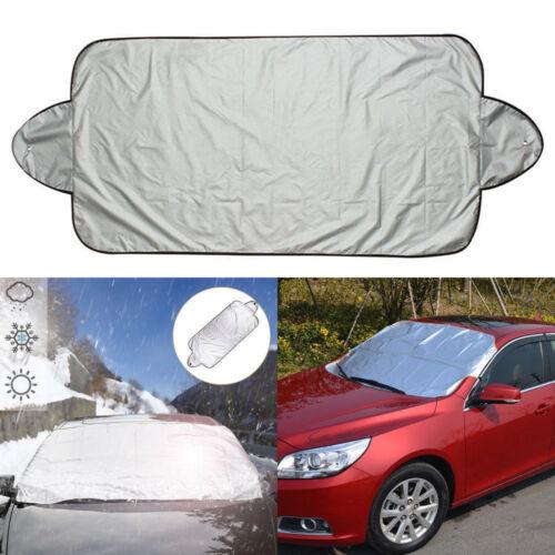 Auto Schnee Eis Schutz Sonnenblende Vorder Heckscheibe Abdeckung Block Schilde