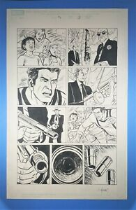 Daredevil-vs-Punisher-6-page-3-Origin-David-Lapham-Original-Art-Marvel-Comics