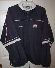 NHL Edmonton Oilers Full Zip Jacket XL by CCM EUC