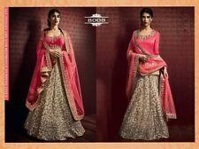Beautiful Designer Party Wear  Heavy  Bridal Unstitched Lehenga Choli