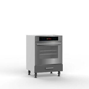 Attirant Image Is Loading Grey Kitchen Base Single Oven Housing Unit Cabinet