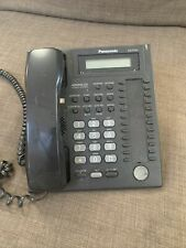 Panasonic Model Kx T7731 24 Button Display Phone Home Or Office Black