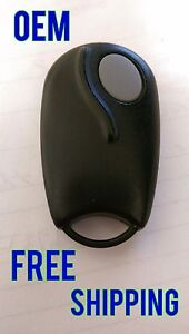 Clean Linear Garage Door Opener Remote Clicker Transmitter Ef4 Acp00872