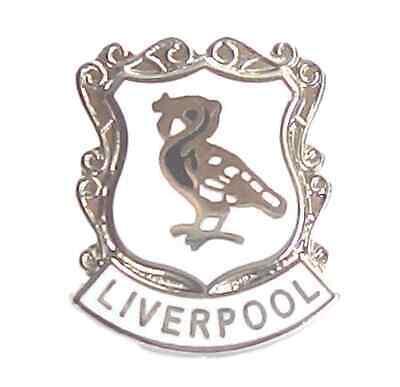 Enamel Lapel Badge King Liverpool 2ww