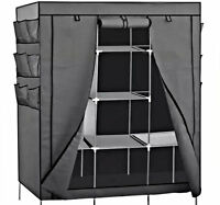Shoe Rack Closet Organizers Storage Portable 13 Shelving Cabinet Unit 69''