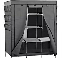 Shoe Rack Closet Organizers Storage Portable 13 Shelving Cabinet Unit 69''