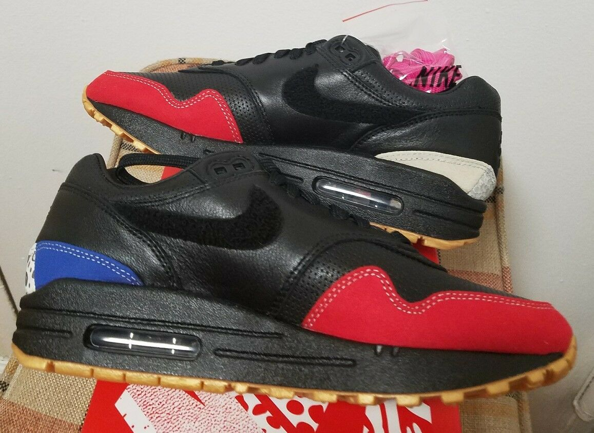 Nike Air Max 1 MASTER Size 5 Style Code 910772-001 Brand New 100% Authentic