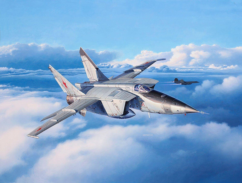Revell 1 48 Mikoyan MiG-25RBT