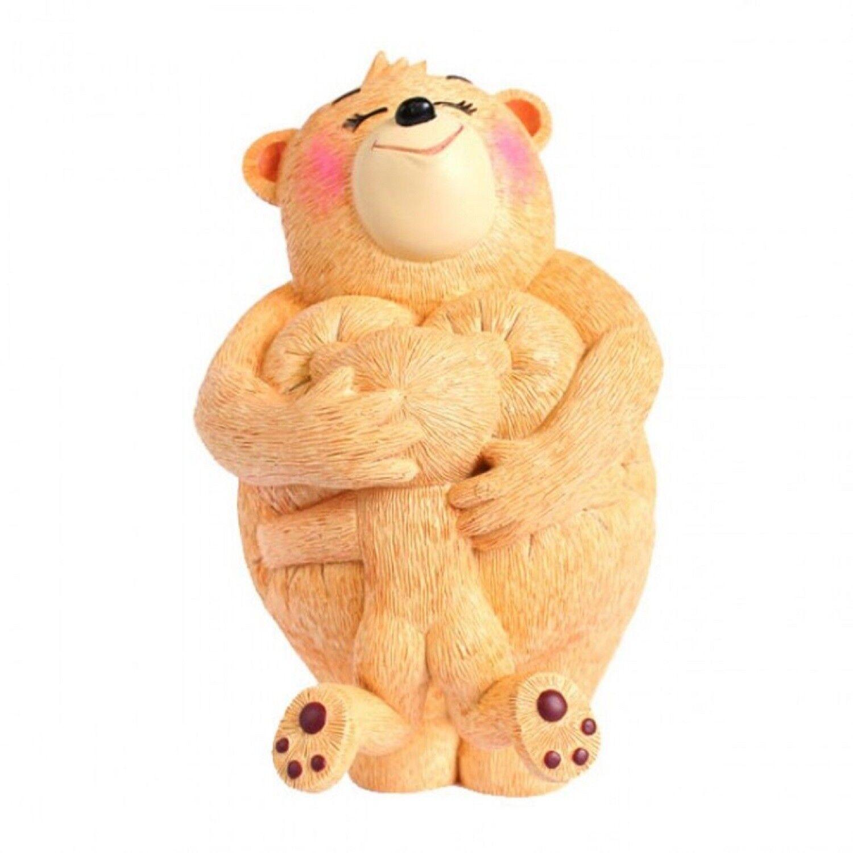 Bad Taste Bears Bear Collectors Figurine - Big Hugs