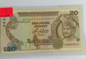 Malaysia 5th Series 20 Ringgit Note