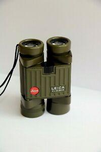 Leica Fernglas 8x20 BCA (olivgrün) in gutem Zustand.