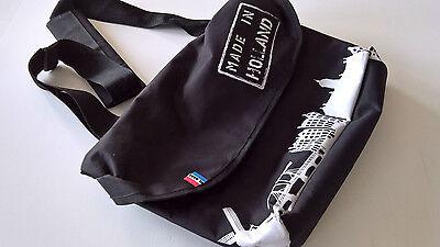 Umhängetasche Schultertasche Laptop Tasche Notebook schwarz