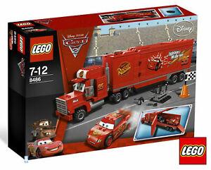 Lego 8486 Disney Cars Mack S Team Truck Lightning Mcqueen 5702014733466 Ebay