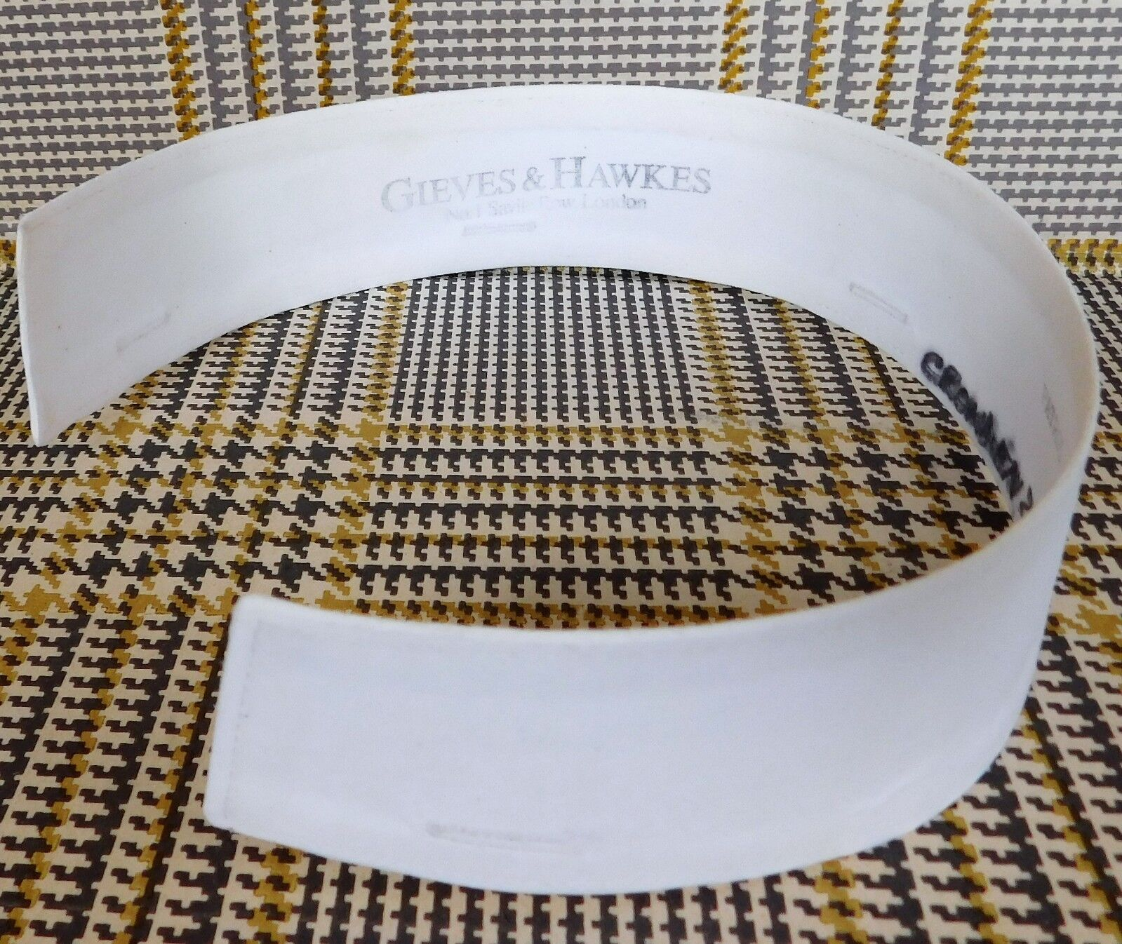 Gieves & Hawkes Patrol collar size 17.5 vintage officers uniform army navy