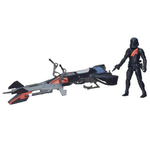 Star Wars The Force Awakens 3.75-inch Vehicle Elite Speeder Bike