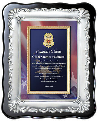 Police Academy Graduation Gift Sheriff