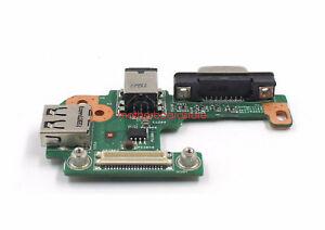 Genuine Dell Inspiron 15R N5110 Vostro 3550 Dc Power Jack Board PFYC8 48.4IF05.0