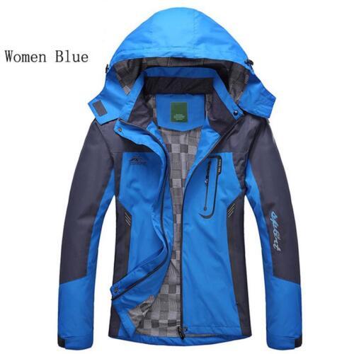 Winter Women Warm Jackets Thick Outwear Fashion Hooded Waterproof Clothing Coats