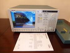 Tektronix Awg7102 20gss 2 Ch Arbitrary Waveform Generator With Option 06
