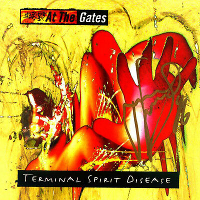 AT THE GATES - Terminal Spirit Disease ALBUM COVER POSTER 12x12