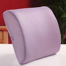 Item 2 Lumbar Cushion Back Support Travel Pillow Memory Foam Car Seat Home Office Chair