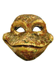 Eule Venezianische Maske Venedig Karneval Tiermaske
