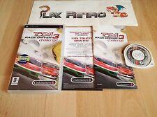 PSP TOCA RACE DRIVER 3 CHALLENGE COMPLETO PAL ESPAÑA