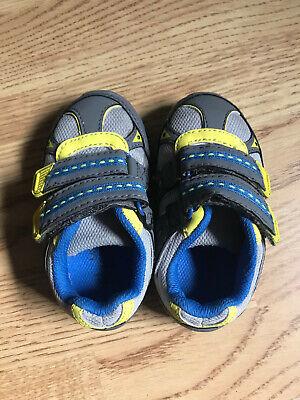 M \u0026 S kids boys LIGHT UP shoe trainers