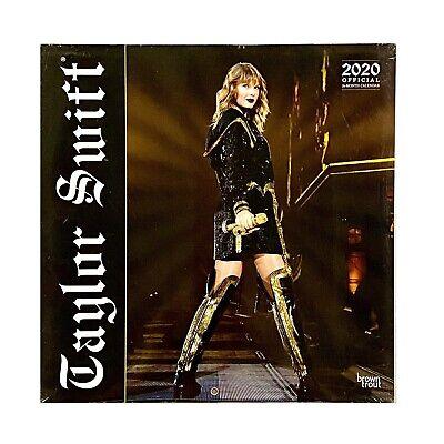 Taylor Swift: 2020 16-Month Wall Calendar | eBay
