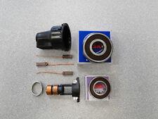 01K114 NEW REPAIR KIT FOR BOSCH ALTERNATOR Bearings 6003 6303 Slip Ring Brushes