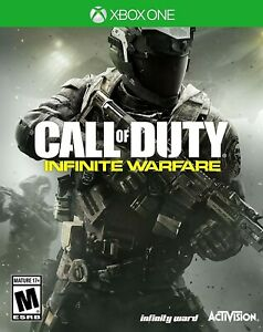 XBOX-ONE-XB1-GAME-CALL-OF-DUTY-INFINITE-WARFARE-BRAND-NEW-AND-SEALED
