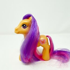My Little Pony G3 Scootaloo II MLP Hasbro Butterfly Symbol