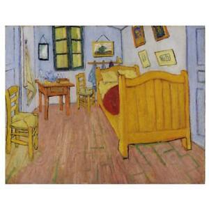 Van Gogh Gemälde Schlafzimmer in Arles | eBay