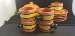 Red-Clayware-set