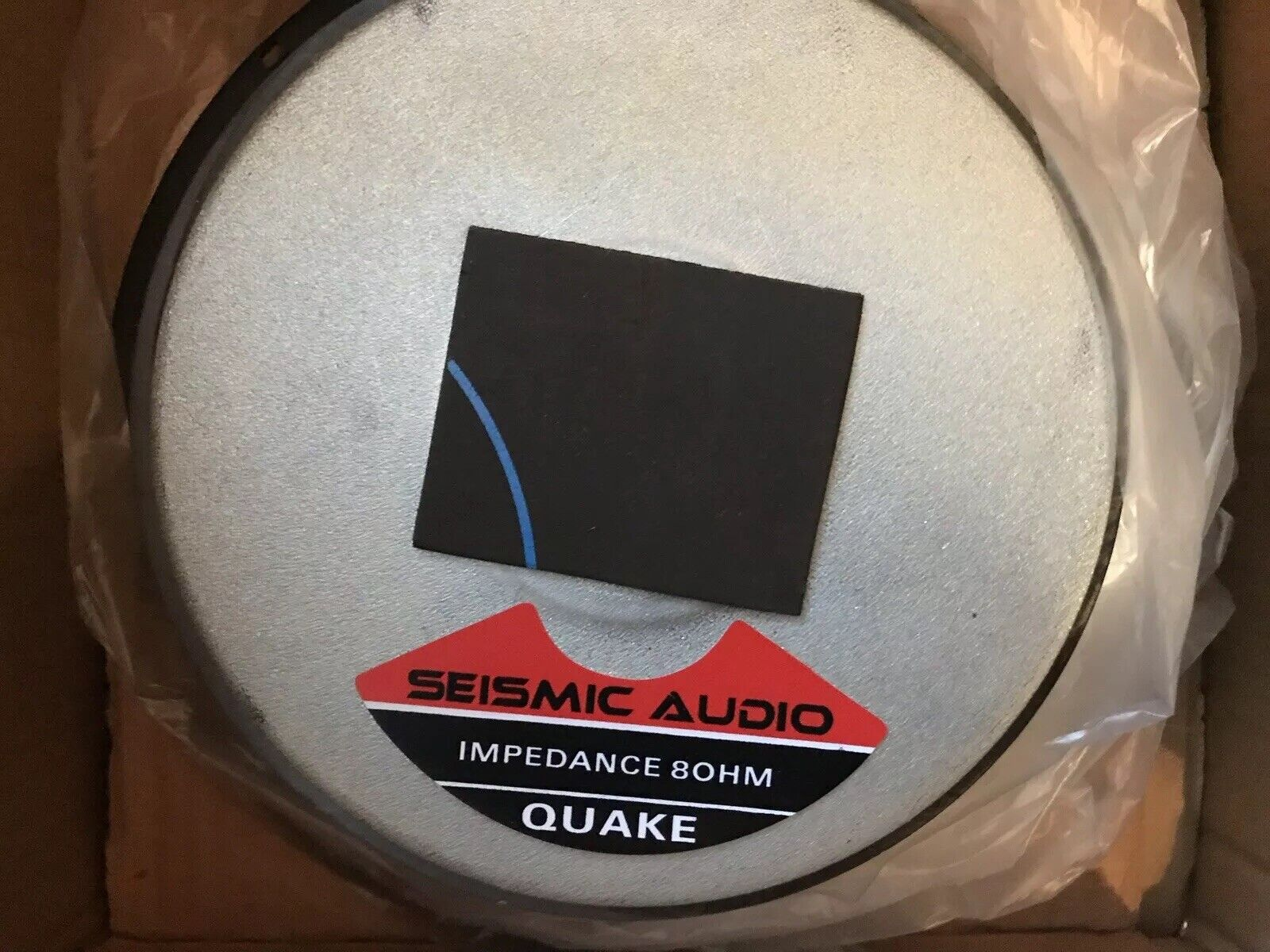 Seismic Audio - Quake 10 125 Watt 10 im Kombibereich 65533;double 65533; Lautsprecher Neu in Box