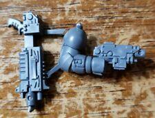 Warhammer 40k Space Marine Primaris Bits:Intercessors Arm Bolt Carbine Magazine