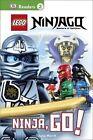 DK Readers L2: Lego Ninjago: Ninja, Go! by Julia March (Hardback, 2015)