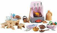 Playmobil Add On 6521 Castle Kitchen - New, Sealed