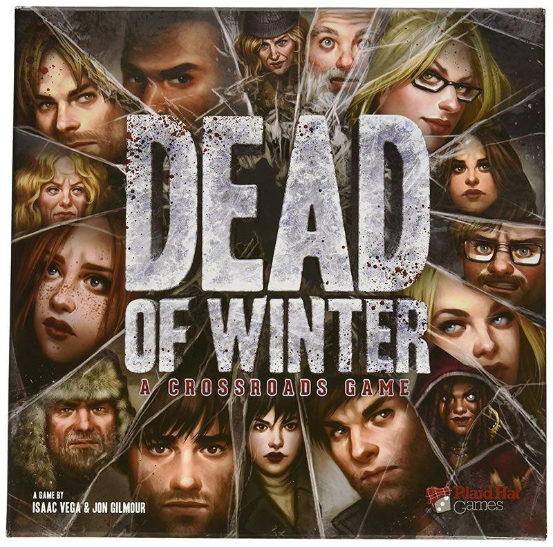DEAD OF WINTER A CROSSROADS BOARD GAME
