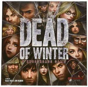 Dead Of Winter Un jeu de société Crossroads 787799964347